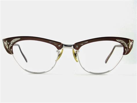 vintage eyeglasses frames eyewear sunglasses 50s vintage
