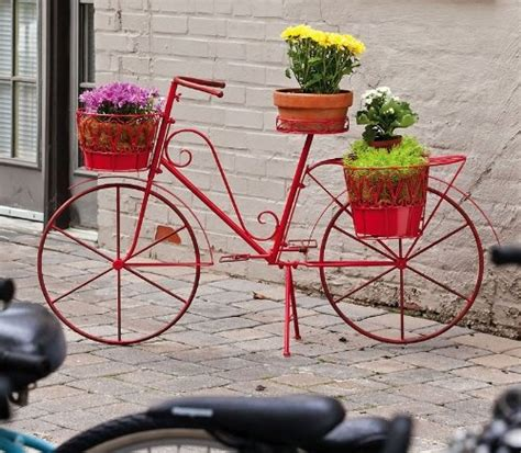 Bicycle Planters by Pin By Mazzeo On Bicycle Planters