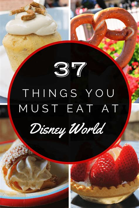 the one meal you must eat on new years day in carolina 37 things you must eat at disney world
