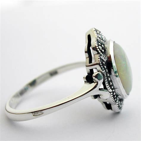 bijoux argent anciens silver rings