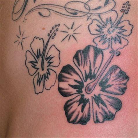 hawaiian flower tribal tattoo designs tattoos gallery hawaiian flower tattoos flowers