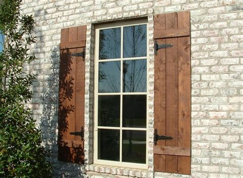 Outdoor Shutters Best 25 Outdoor Shutters Ideas On Wood