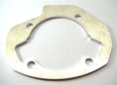 Slime 200cc lambretta gasket cylinder base packing packer plate large block 4 0mm mb mrb0136m40 mb