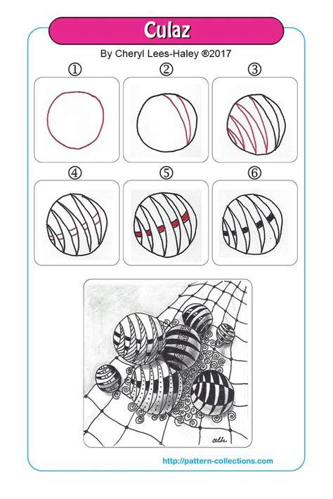 zentangle braid pattern 4749 best images about zentangle tutorials on pinterest
