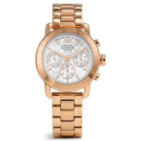 Coach Legacy Gold coach legacy sport gold bracelet in gold
