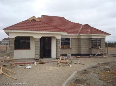 Low Cost House Designs And Floor Plans 3 Bedroom Bungalow Kitengela