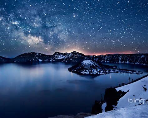 desktop wallpaper hd 1280x1024 1280x1024 northern lights starry sky lake mountain