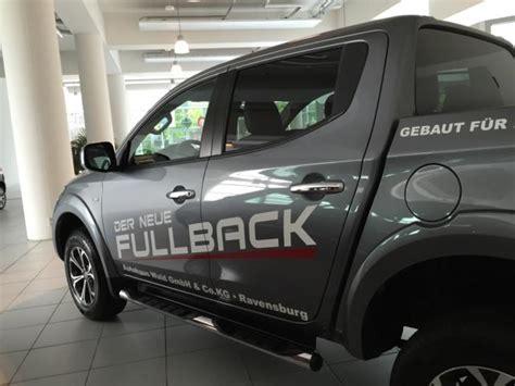 Fahrzeugbeschriftung Friedrichshafen by Der Neue Fullback Autohaus Wald Creactive Factory