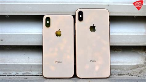 apple iphone xs iphone xs max up for pre orders in india from today technology news