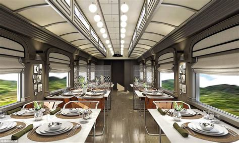 Luxury Sleeper Trains south america s luxury sleeper in images