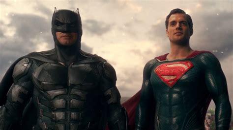Tenda Terowongan Superman Batman 1 justice league highlights the quot bromance quot between batman and superman batman news