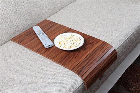 sofa tray table anatolianwoods wooden sofa tray table 187 gadget flow