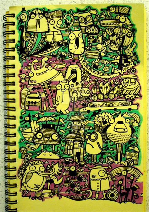 doodle 4 faq doodle 4 purple and green by dingbat23 on deviantart