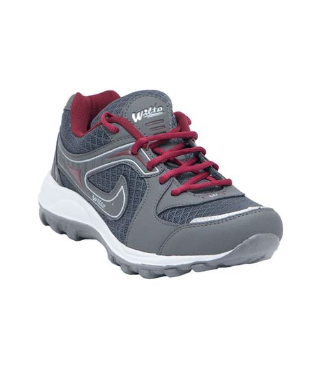 japanese sport shoes buy asian gray sport shoes for snapdeal
