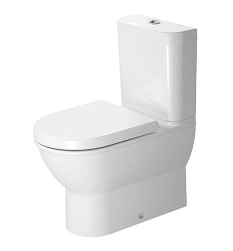 Toilette Bidet Kombi by Duravit New Coupled Toilet With Cistern