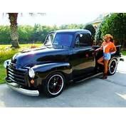 1953 Chevrolet GMC Pick Up Truck Pro Touring Retro Street Rod Image