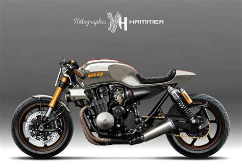 yamaha xjr1200 sunburn by it rocks bikes holographic hammer caf 233 racer bikes