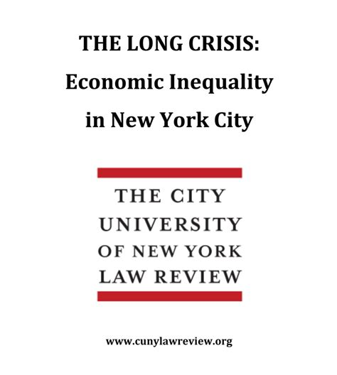 cities must tackle longevity inequality cuny law review scholarship for social justice