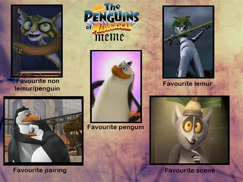 Penguins Of Madagascar Meme - penguins of madagascar meme by lost inmywonderland on