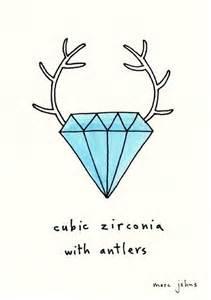 antlers tattoo 卡通钻石图片图片