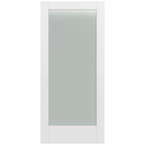 jeld wen 36 in x 80 in moda primed white 6 panel solid jeld wen 36 in x 80 in moda primed white 1 lite solid