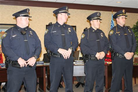 Officer In Michigan by Rockford Welcomes New Officers Mlive