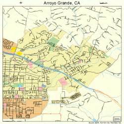 arroyo grande california map 0602868