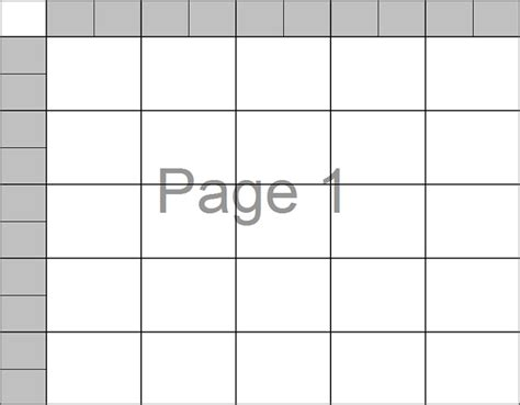 free football square template 33 printable football square templates free excel word