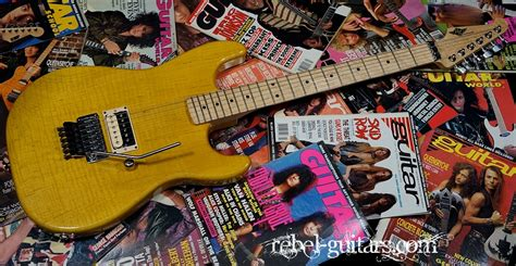 G 06r Gaia Finish Master R rs guitarworks oldschool with solid maple