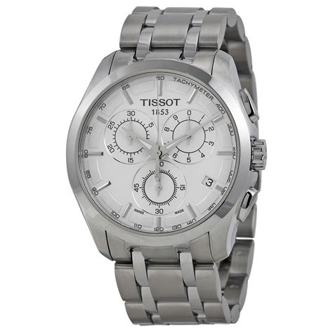 mens tissot watches sale tissot couturier stainless steel s