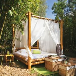 bamboo canopy bed 20 fascinating bamboo canopy beds and daybeds home design lover