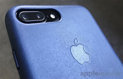 Leather Iphone 7plus Navy Blue Original back in black iphone 7 iphone 7 plus mega review