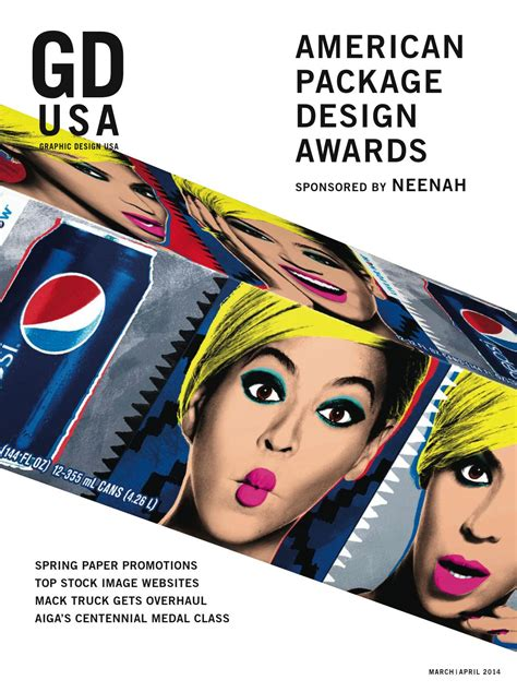 graphic design usa issuu gdusa march april issue by graphic design usa