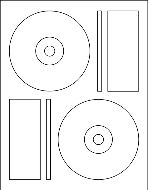 printable cd labels templates free pin cd label template dvd free download on pinterest