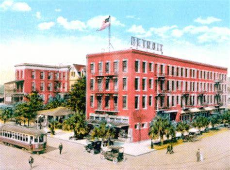 St Petersburg Fl Court Records Florida Memory Detroit Hotel St Petersburg Florida
