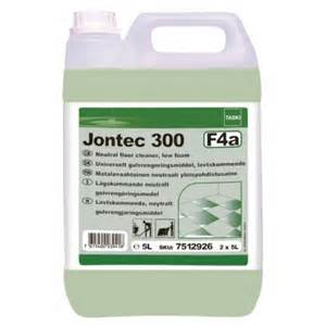 Floor Wax by Taski Jontec 300 Cleaning Chemicals Cleaning Chemicals