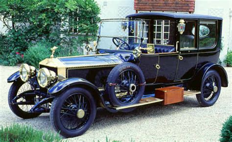 rolled royce 6 interesting facts in the history of automobiles nobody