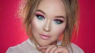 makeup challenge nikkietutorials kid s makeup challenge instyle