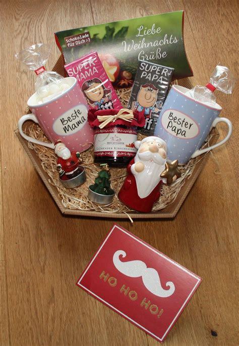 weihnachtsgeschenke großeltern gift parents geschenk