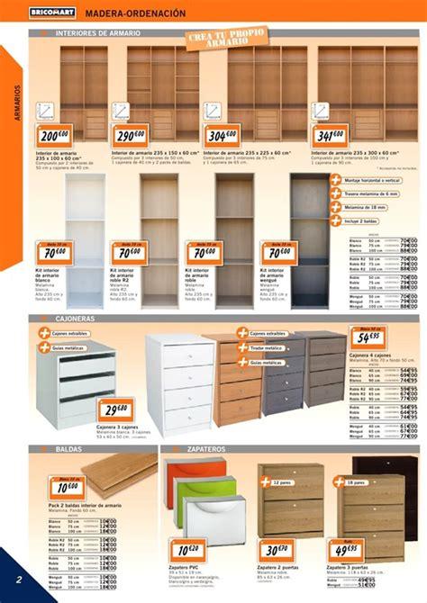 bricomart puertas de interior armarios bricomart listado de modelos y precios