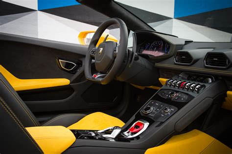lamborghini custom interior lamborghini huracan reviews and rating motor trend