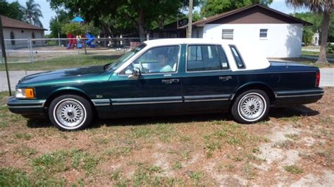 automobile air conditioning service 1992 lincoln continental mark vii auto manual 1992 lincoln continental overview cargurus