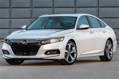 first honda 2018 honda accord first look lower wider shorter