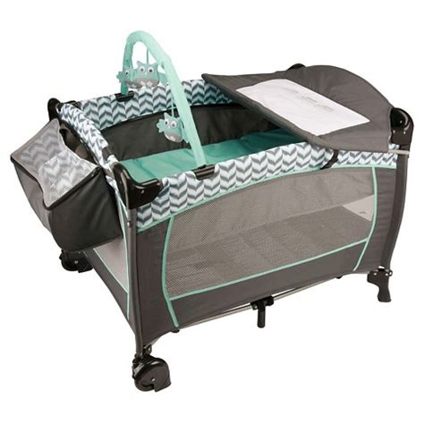 Evenflo Crib Mattress by Evenflo Portable Babysuite Deluxe Playard Target