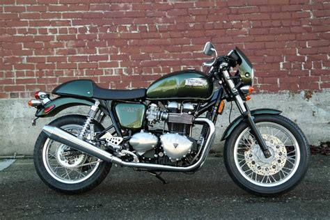 2016 Triumph Thruxton 900 Stock:   Triumph of Seattle