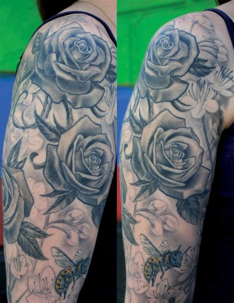 irish rose tattoo cranston ri powerline tattoos larry digiusto roses