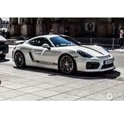 Porsche 981 Cayman GT4  21 April 2015 Autogespot