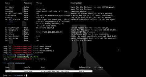 hack windows office file powershell attack