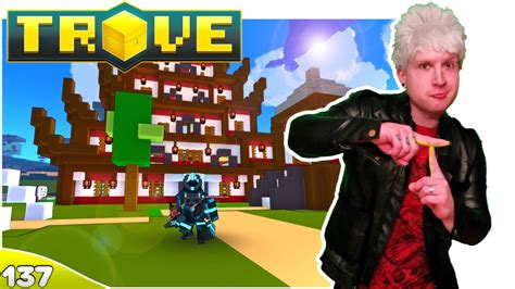 Scythe Plays Trove TEAM PIXEL DOJO!! #137   YouTube