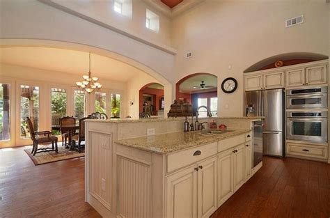 kitchens with bars and islands kitchen island with raised bar kitchen island with sink